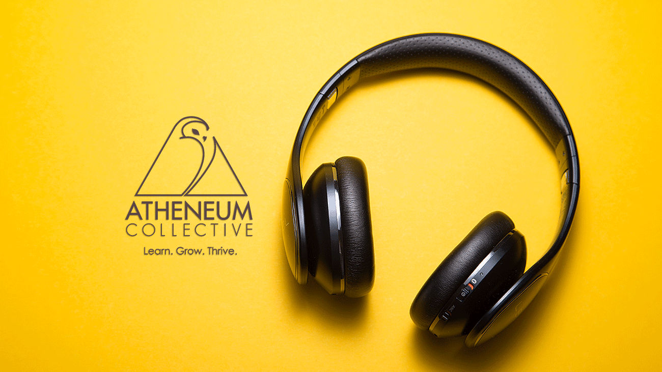 8 Business Podcasts to #PowerUp Your Week