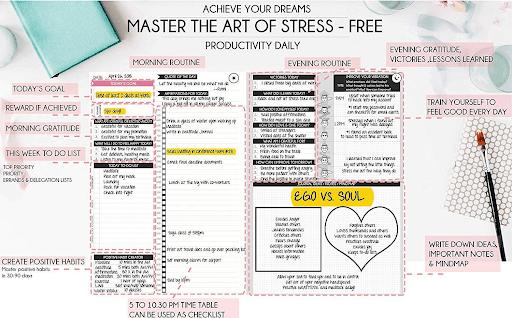 master art of stress