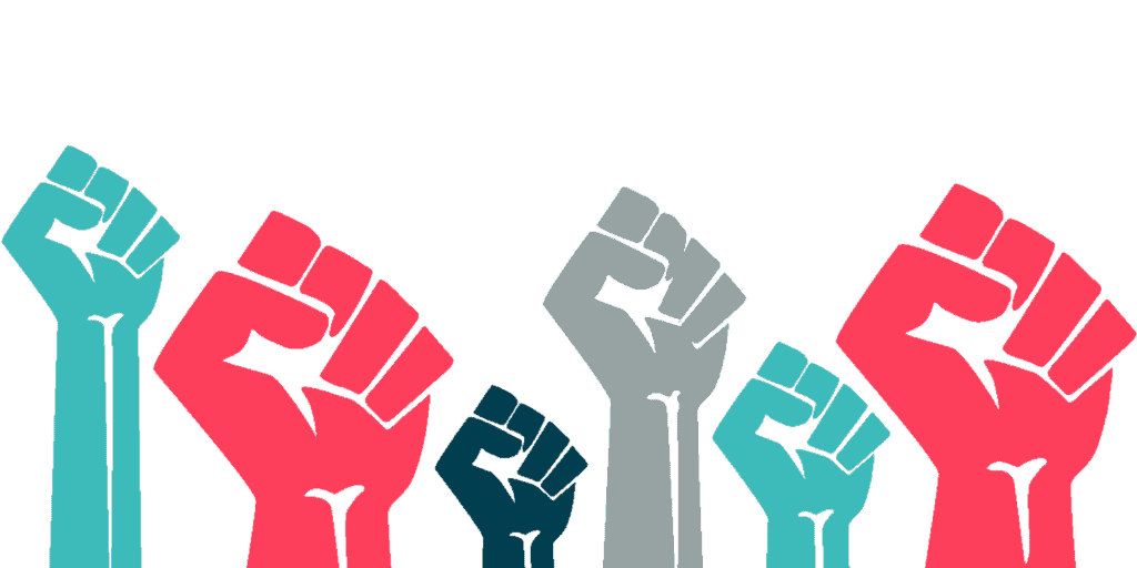 Resources to Educate and Empower Anti-Racism Fist Web Banner